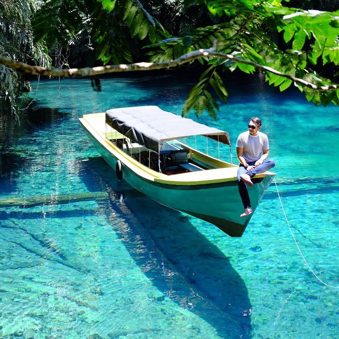 Danau Labuan Cermin, Pesona Keindahan Di Kalimantan Timur