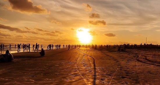 Pantai Parangtritis – Pantai Penuh Misteri Yang Indah