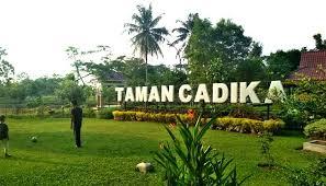 Taman Cadika Pramuka, Taman Terbuka Hijau Di Kota Medan Yang Indah