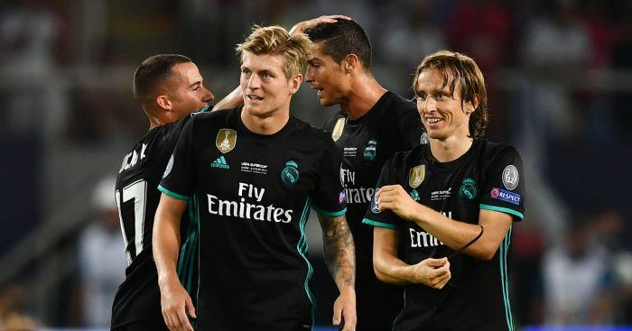 Gelandang Terbaik Madrid bukanlah Toni Kross Maupun Luka Modric