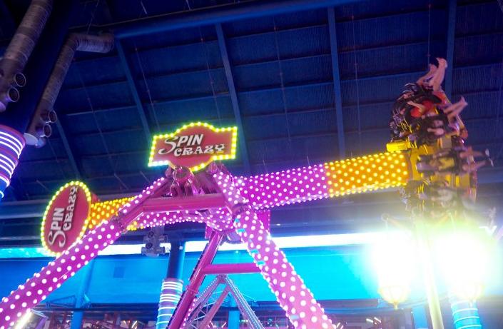 Serunya Menjajal Skytropolis Funland Di Genting Malaysia