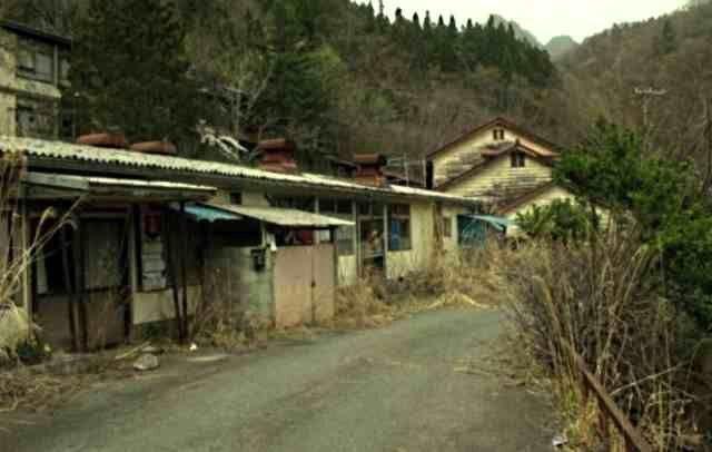 Legenda Desa Inunaki, Jepang