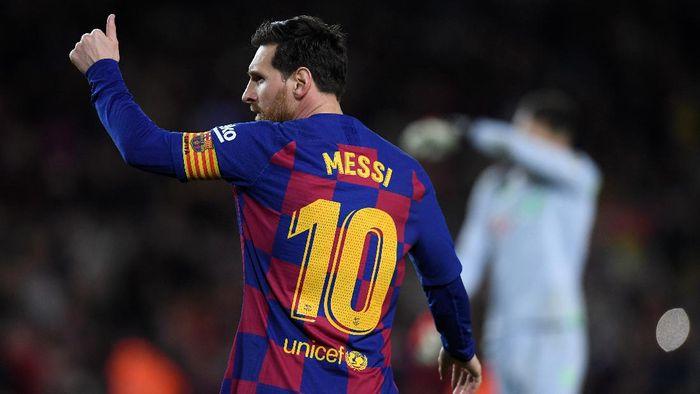 Lionel Messi: Sepak Bola Sama Sekali Tidak Akan Pernah Sama